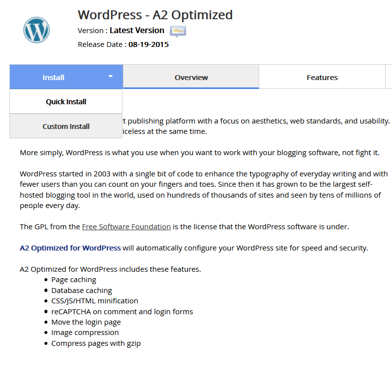 A2Optimized how to start a blog